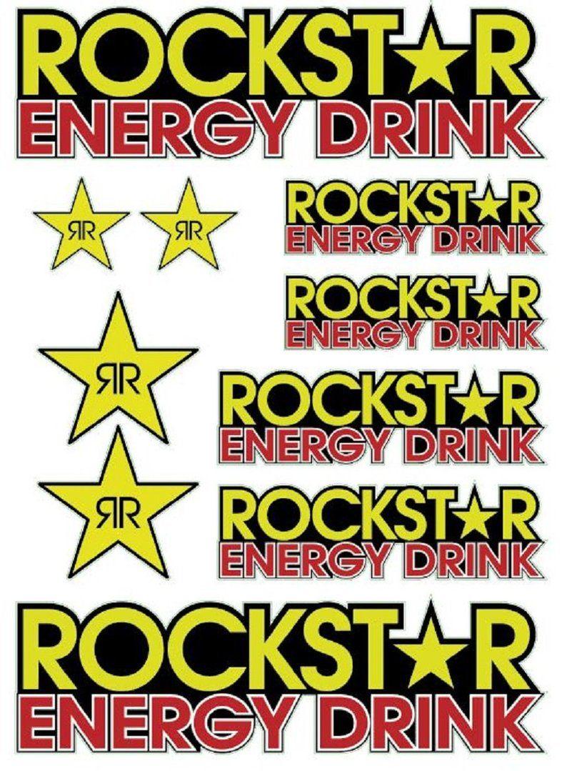 Rockstar Energy Rc Cars Ho Vinyl Sticker Sheet 7x5inches Etsy Rockstar Energy Rockstar Energy Drinks Vinyl Sticker Sheets [ 1079 x 794 Pixel ]