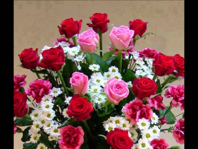Buon Compleanno Per Una Cara Amica Flores Bonitas Decoracion Con Flores Flores Exoticas
