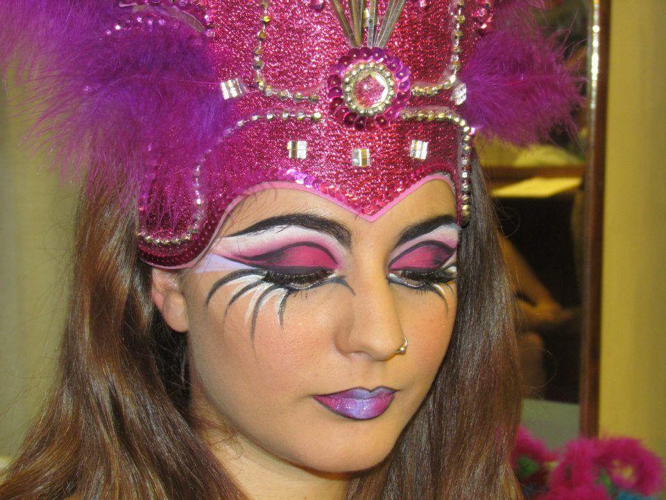 maquillaje artistico profesional paso a paso