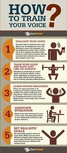 How to train your voice #singingtips #howtosing