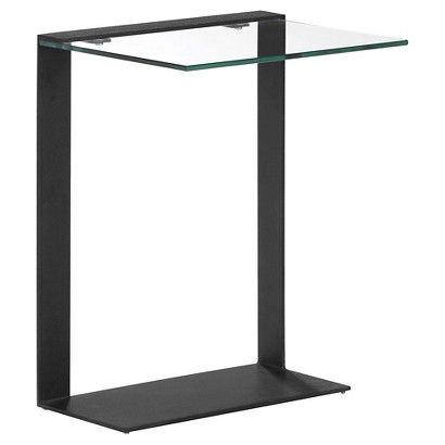 Zuo Zeon End Table - Black