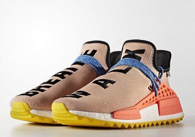 adidas x Pharrell Human Race NMD Trail Nude Sz UK 7 8 9 10 11 12 AC7361 HU  Tan 82125d5105