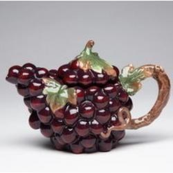 Porcelain Decorative Grape...