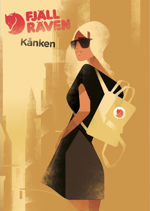 Mads Berg | Fjällraven posters