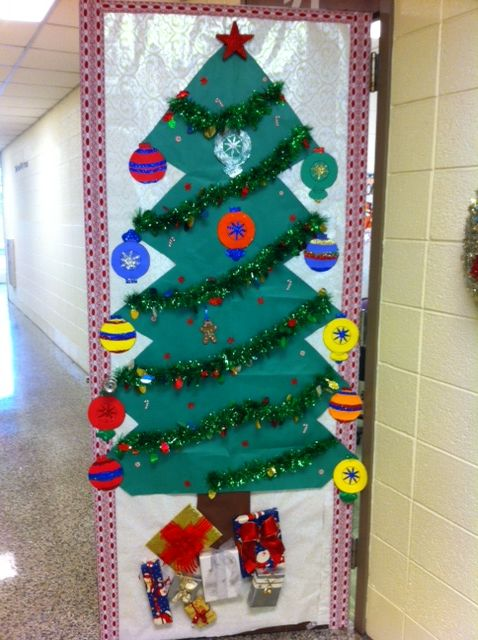 Christmas Classroom Decorations Printables ~ Christmas classroom door decorating ideas