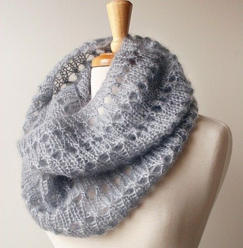 this needs to get on the needles asap | Knitted Cowls, Mobius, and ...