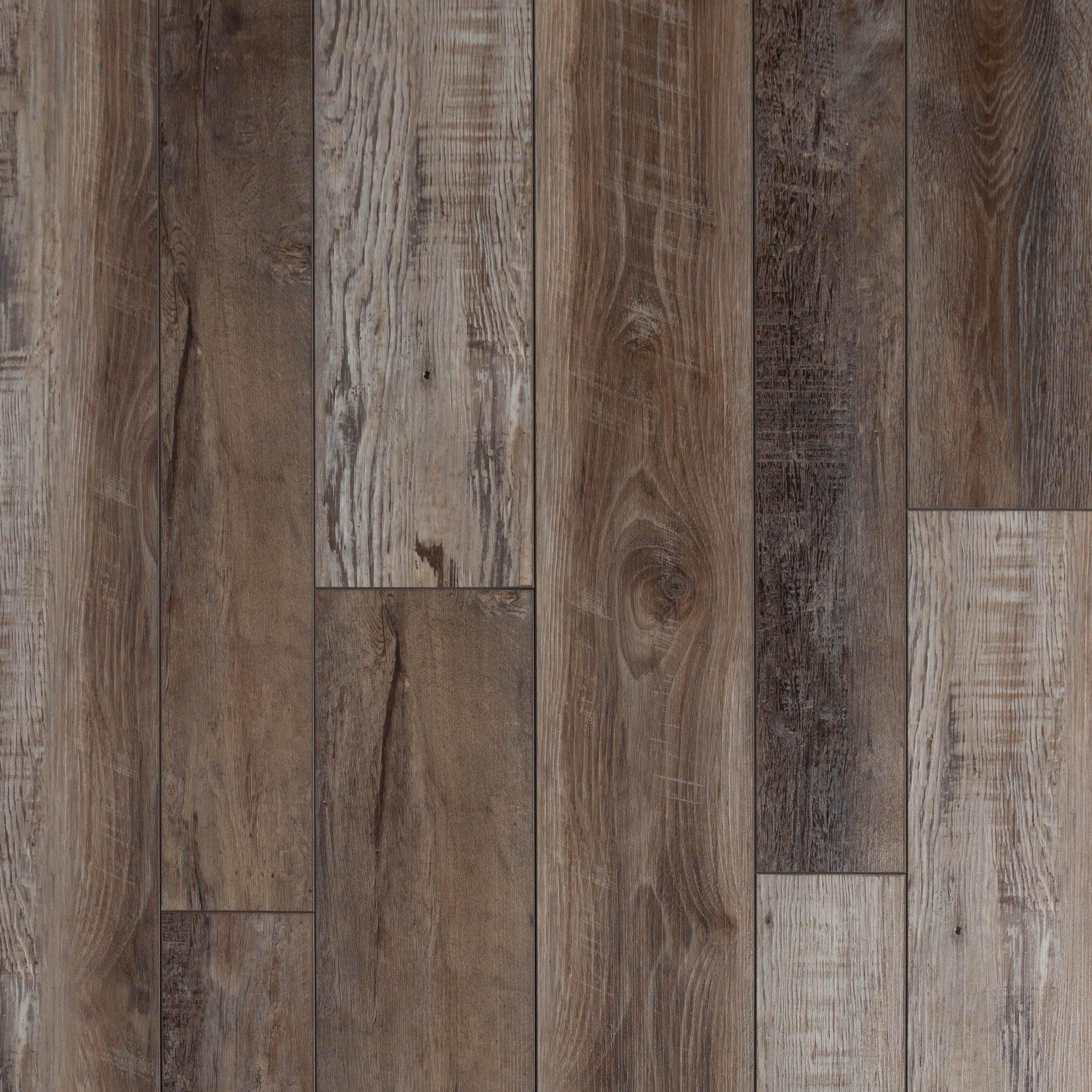 Kingsbarn Rigid Core Luxury Vinyl Plank Cork Back