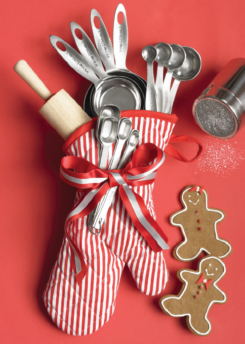 Martha Stewart Collection Kitchen Tools The Baker In Your Family Will Appreciate Holidayfaves Christmas Cookies Gift Cute Christmas Gifts Holiday Faves