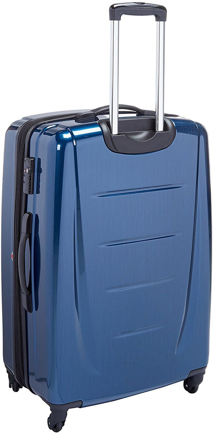 b4f5c6cc0 Amazon.com | Samsonite Winfield 2 3PC Hardside (20/24/28) Luggage Set, Deep  Blue | Luggage