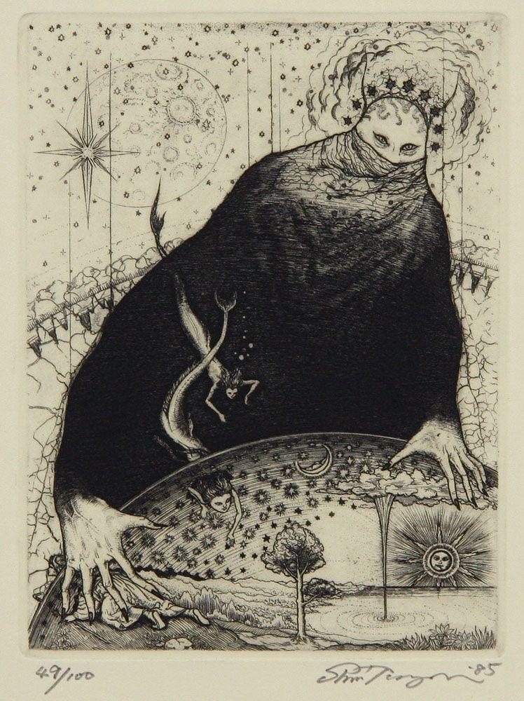 Shin Taga #illustration #drawing #dark