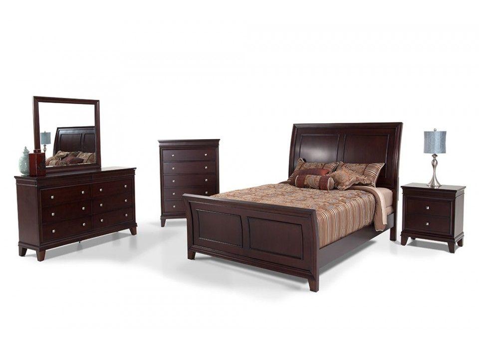 bobs bedroom sets. Copley 8 Piece Queen Bedroom Set  Bob s Discount Furniture Home