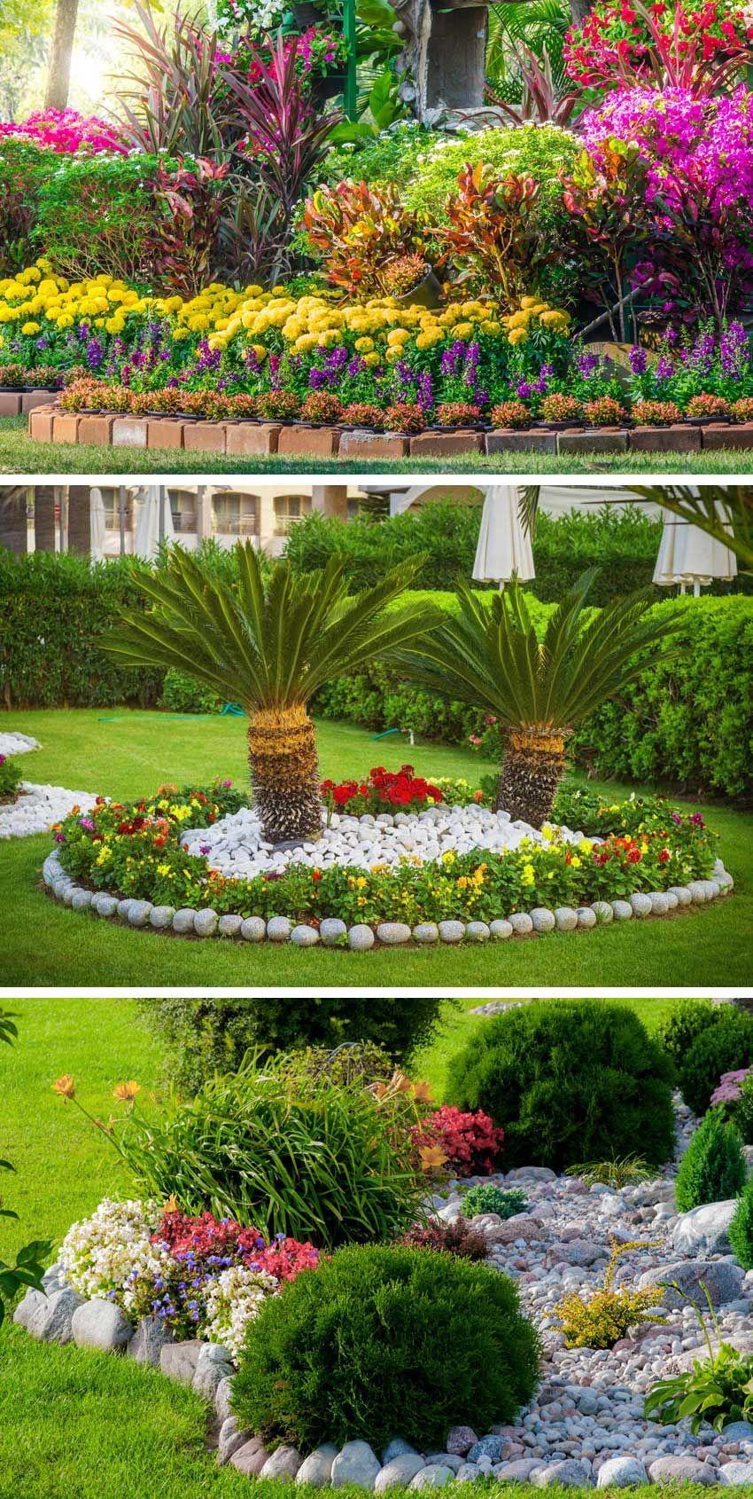 Top 20 bordure per aiuole da copiare per un giardino magnifico GK29