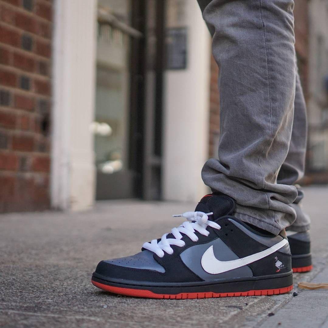 Jeff Staple x Nike Dunk Low Pro SB \