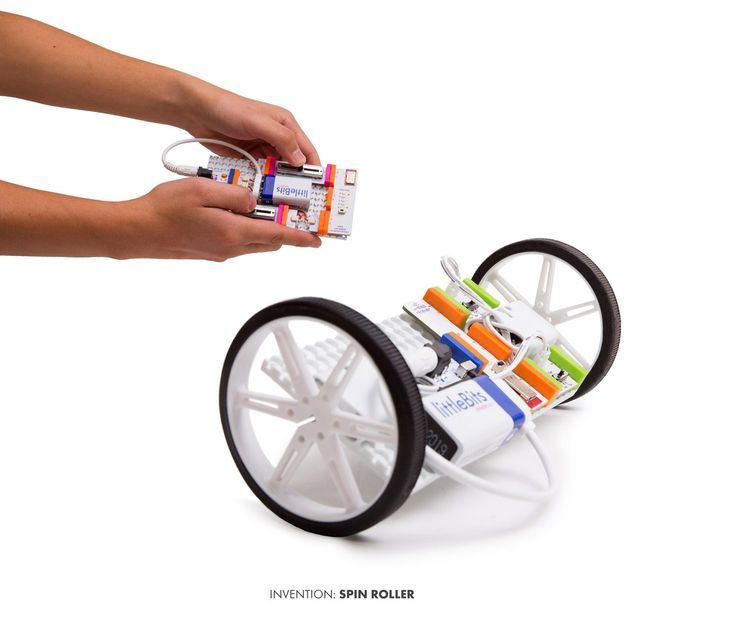 Little Bits: Invention starts here. create inventions with our easy ...