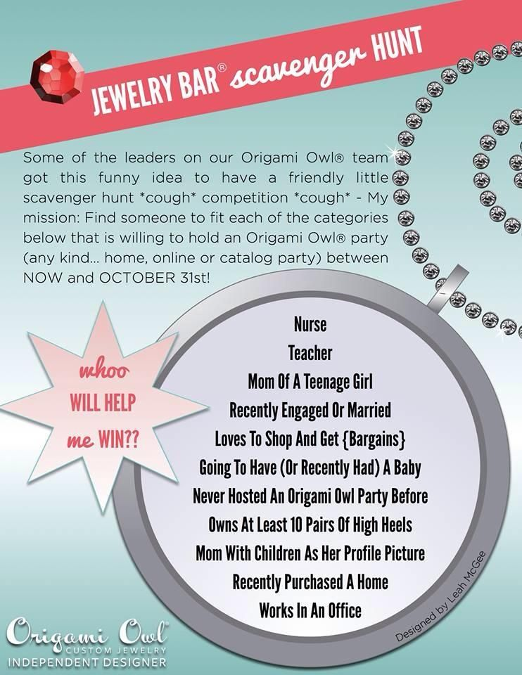 Want To Earn Your Free Origami Owl