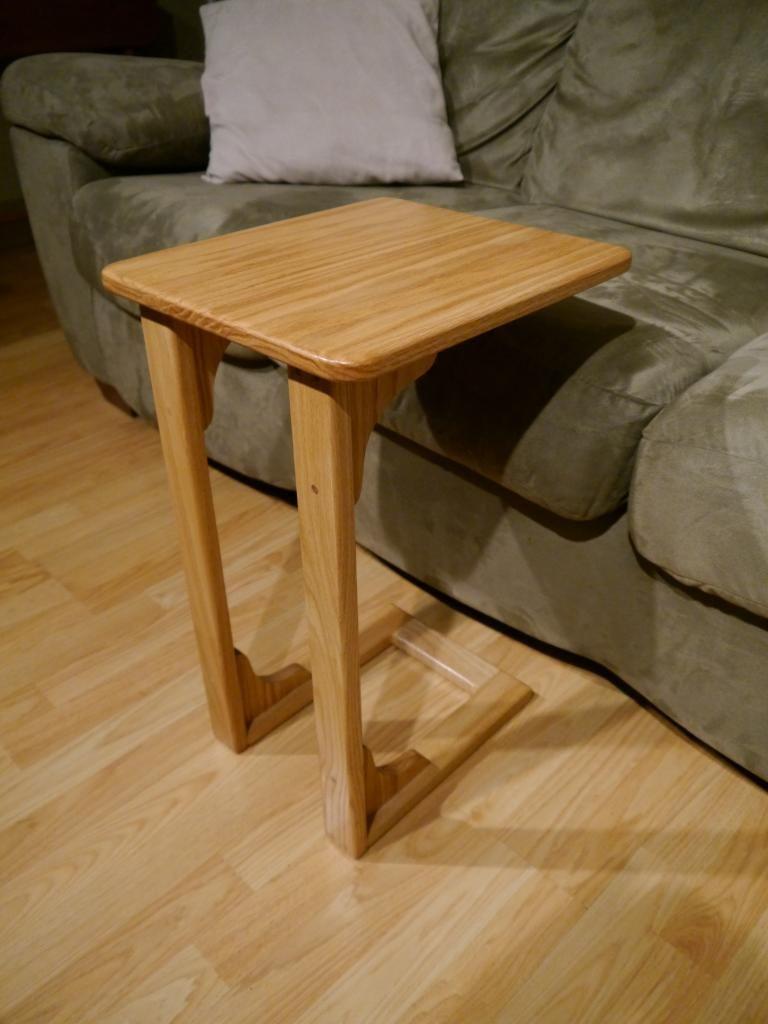 Jason Beaulieu S Sofa Table I Like The Construction Of