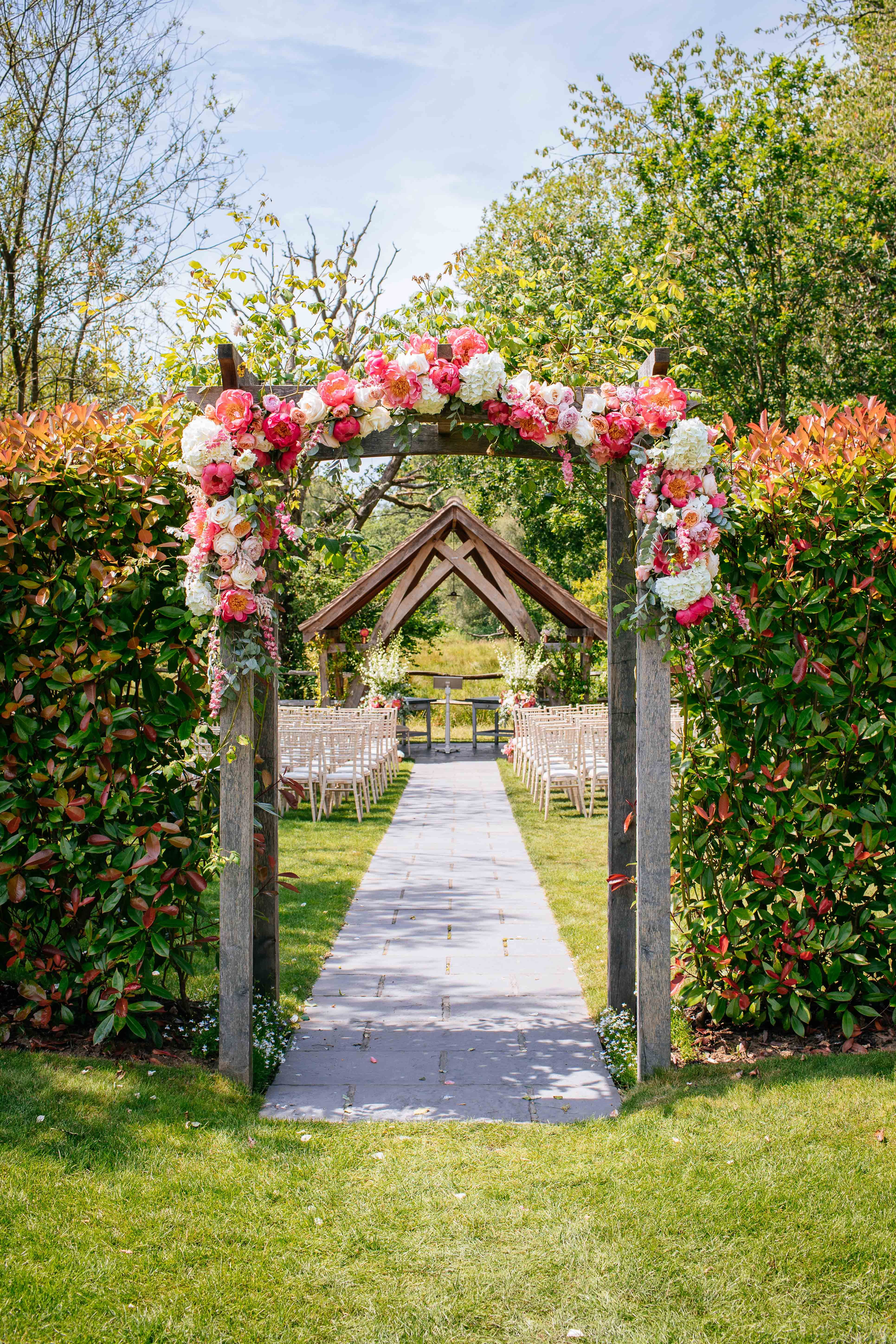 Arbor Wedding @ Millbridge Court | Surrey Wedding Venue ...