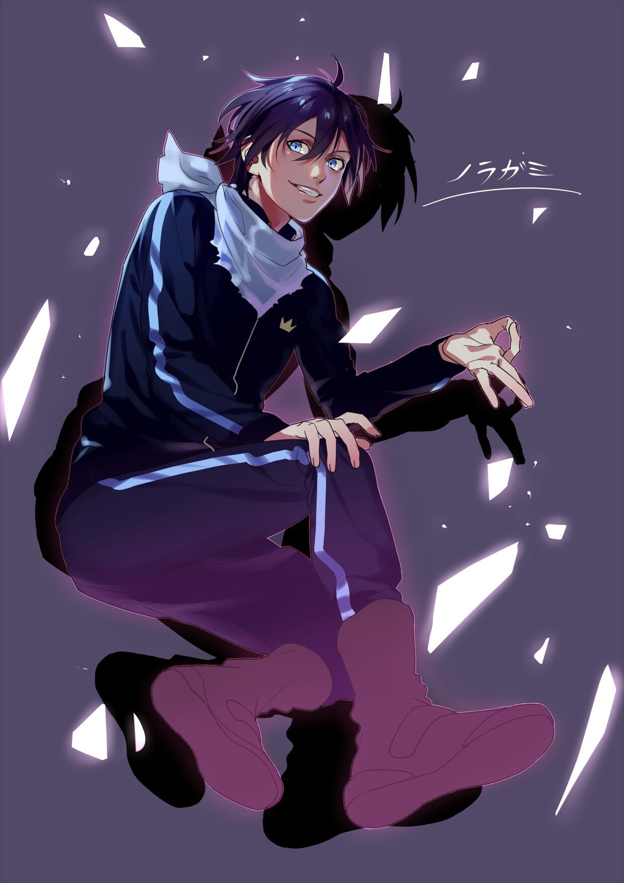 Pin by 🌟IVA🌟 on noragami Yato noragami, Noragami, Anime