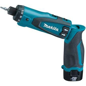 Makita 7 2v Li Ion Driver Drill Df010dse Cordless Power Tools Makita Drill