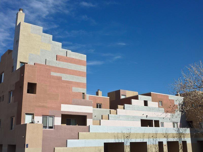 The Beach Apartments, Albuquerque (architect Antoine