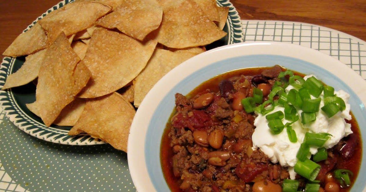 Crock Pot Recipe: Gloria's Five-Alarm Chili (With images ...