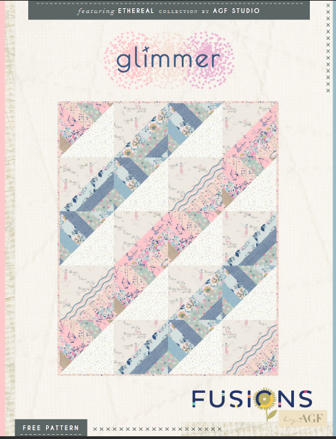 free pattern download for glimmer featuring the ethereal collection