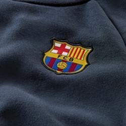 Photo of Fc Barcelona Damen Fleece Soccer Hoodie – Blau NikeNike