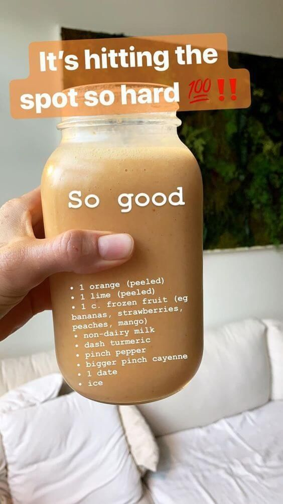 30 Super Healthy Smoothie Recipes - Easy smoothie Recipe images