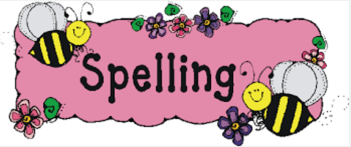 Practice your spelling! (You will need to be able to hear