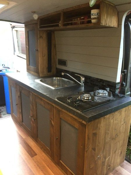 Running Hot Water In A Van Conversion Life