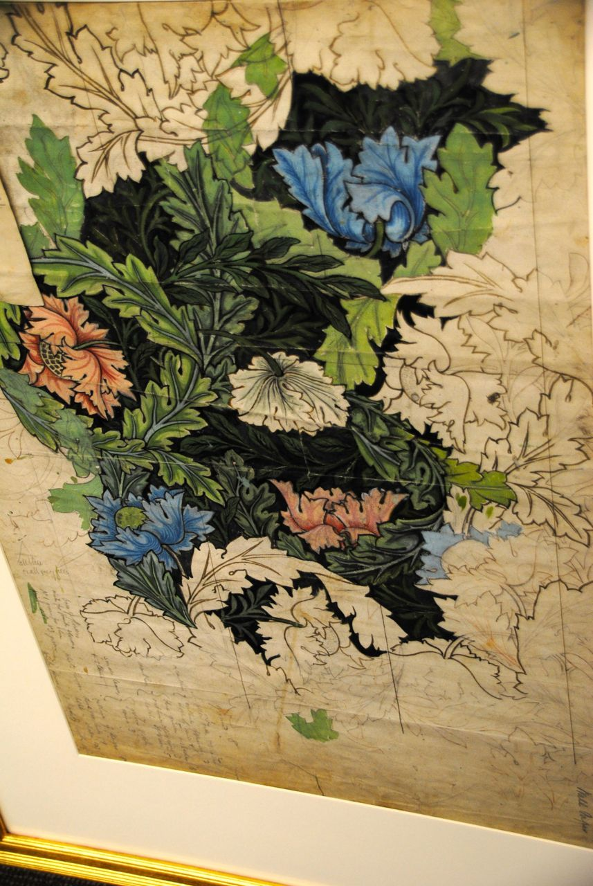 ❤ =^..^= ❤    William Morris in Quilting