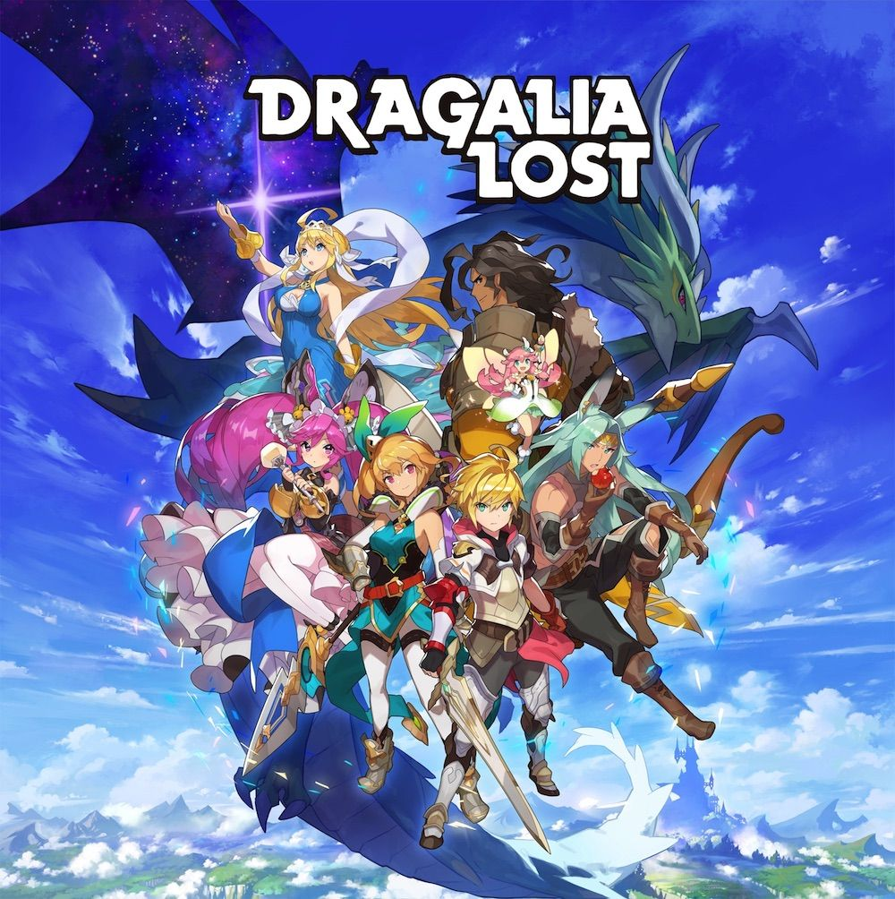 Dragalia Lost Rpg By Nintendo Coming To Android Here S When Rpg Nintendo Lost
