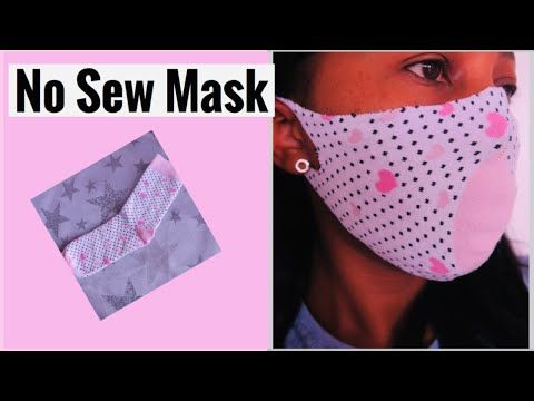 Photo of FACE MASK FROM SOCK  FITS PERFECTLY   DIY FACE MASK