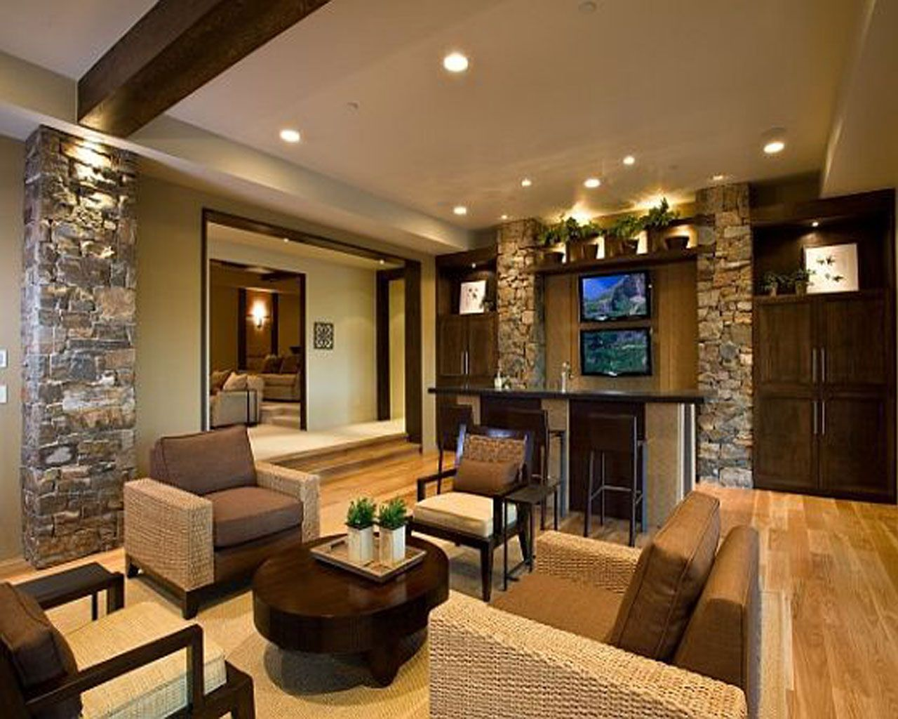 Оформление дома дизайн интерьер