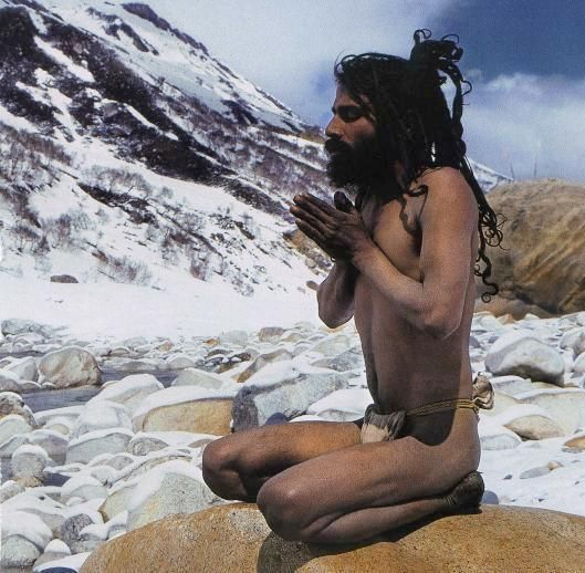 Nude Flow Yoga Life Style