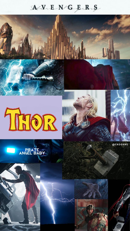 Thor . By ENDGAME Avengers, Marvel