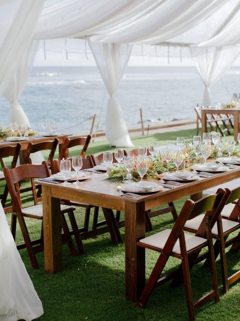 Oceanfront Kauai Destination Wedding Hawaii Destination Wedding Gallery Item 12 Kauai Wedding Hawaii Destination Wedding Pacific Wedding