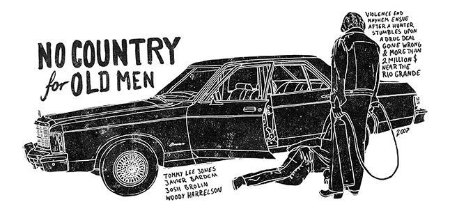 No Country For Old Men by Creator Sergio Ingravalle