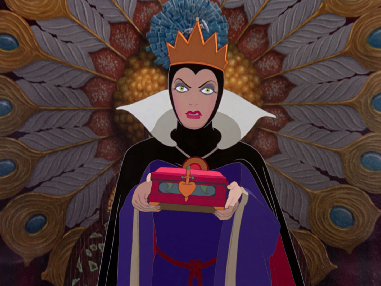 Snow white and the seven dwarfs disney 1937 evil queen - Evil queen disney ...