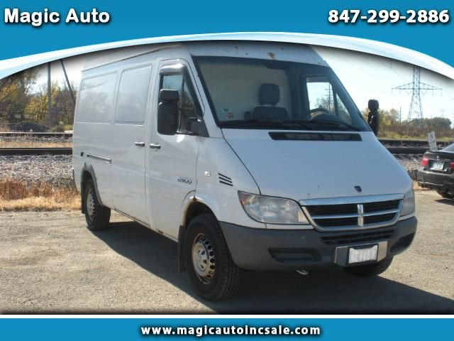 Used 2006 Dodge Sprinter Van 2500 High Ceiling 140 In Wb For Sale