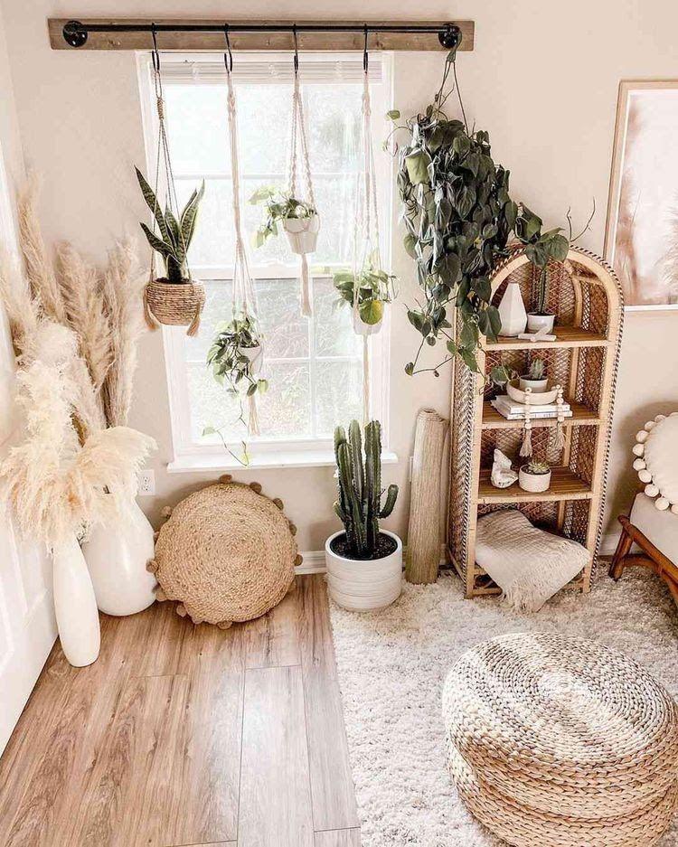 Boho Bedroom Decor Ideas