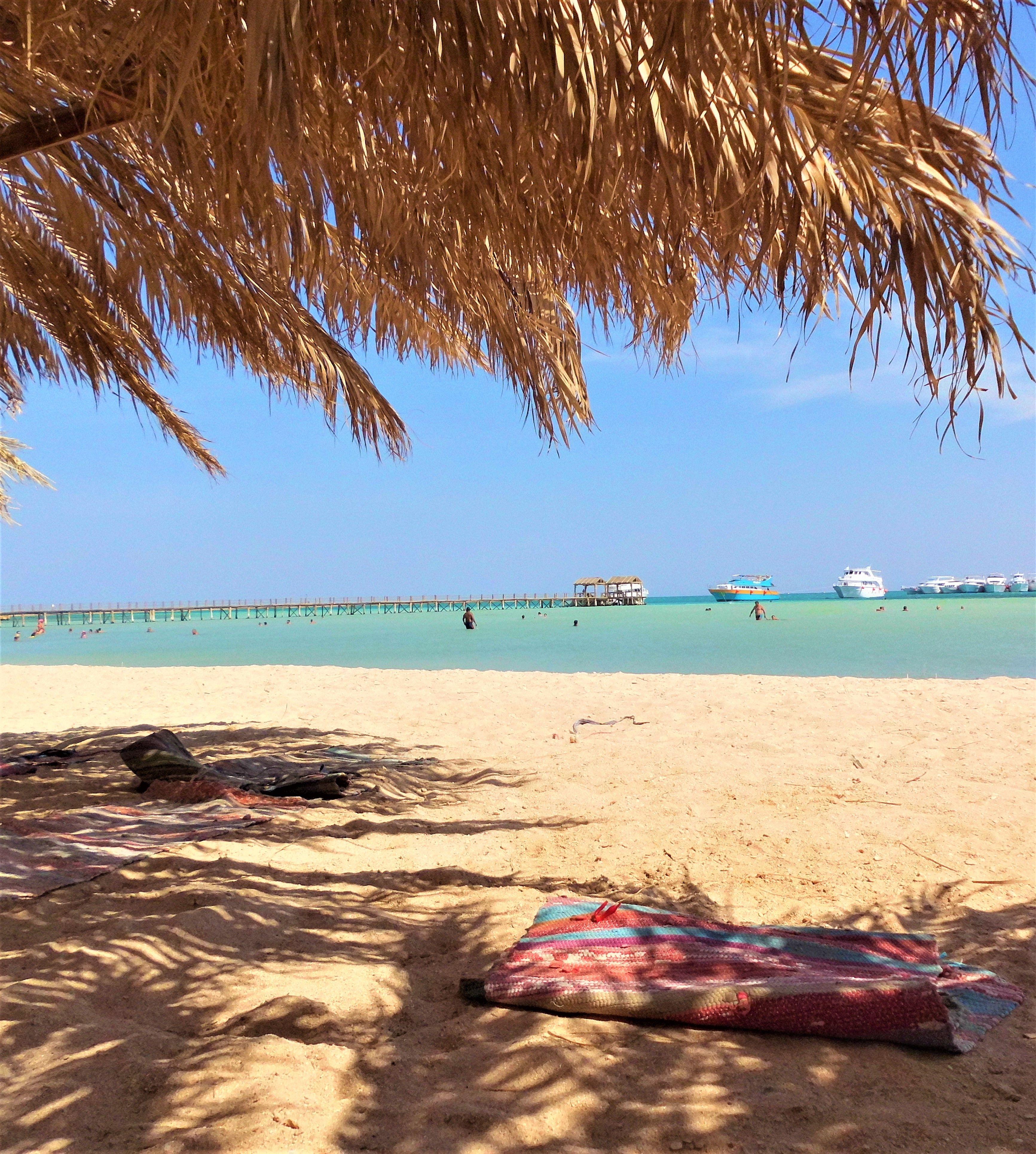 Orange Bay Sandstrand Sharm El Sheikh Sandstrand Strandurlaub
