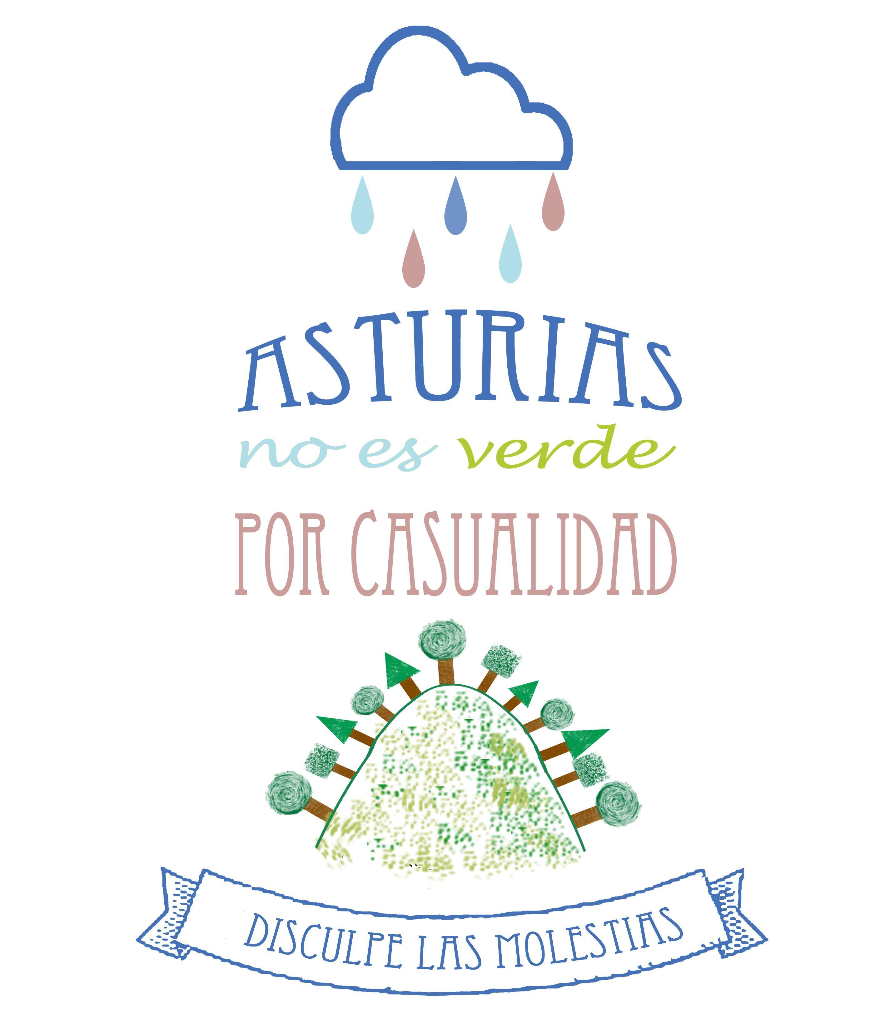 Resultado de imagen de frase asturias verde