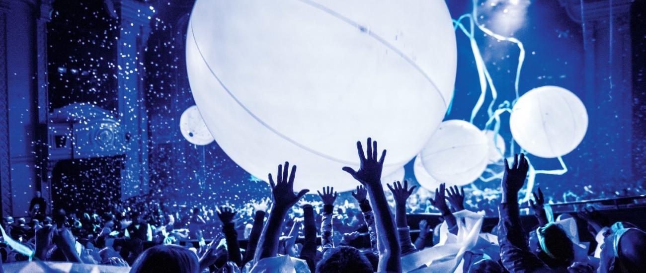 Blue Man Group en Chicago Illinois Hazte sentir en este increble espectáculo