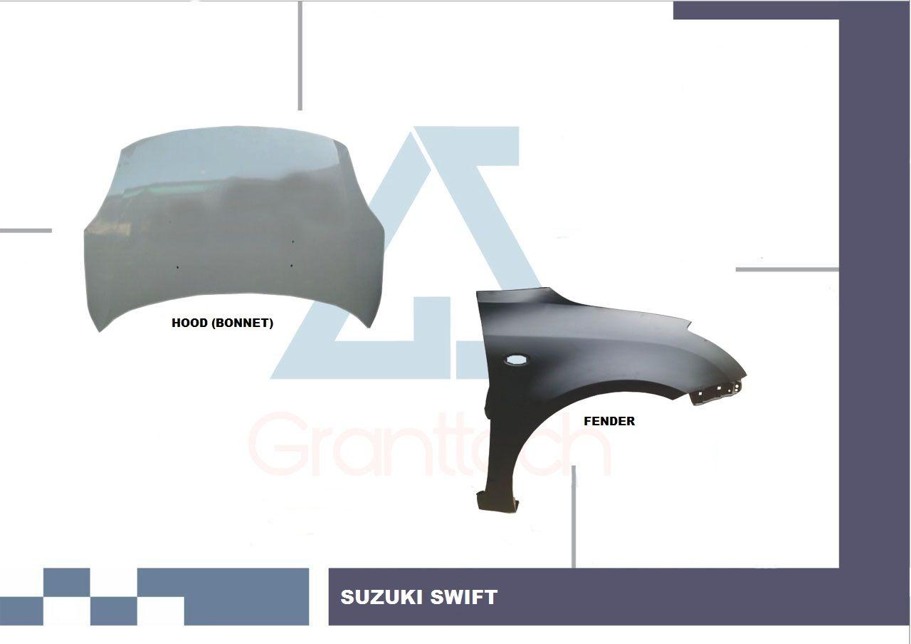 Suzuki Swift Body Parts, Suzuki Swift Body Panels, Suzuki Body Parts