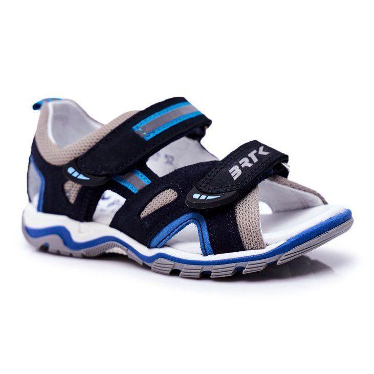 Bartek S A Dzieciece Sandalki Dla Chlopcow Profilaktyczne Bartek T 16176 7 0kp Granatowe Baby Shoes Shoes Fashion