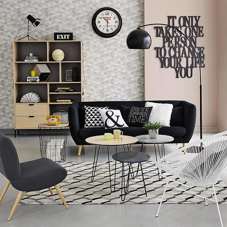 Lassen Sie Sich Von Unseren Contemporary Stilrichtungen Inspirieren Und  Gönnen Sie Sich Ein Paar Neue Möbelstücke Oder Deko Objekte Von Maisons Du  Monde: ...