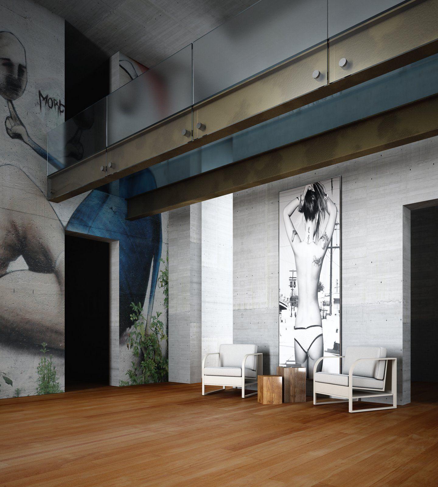 casa ggg, méxico df. Alberto Kalach Architecture Lofts
