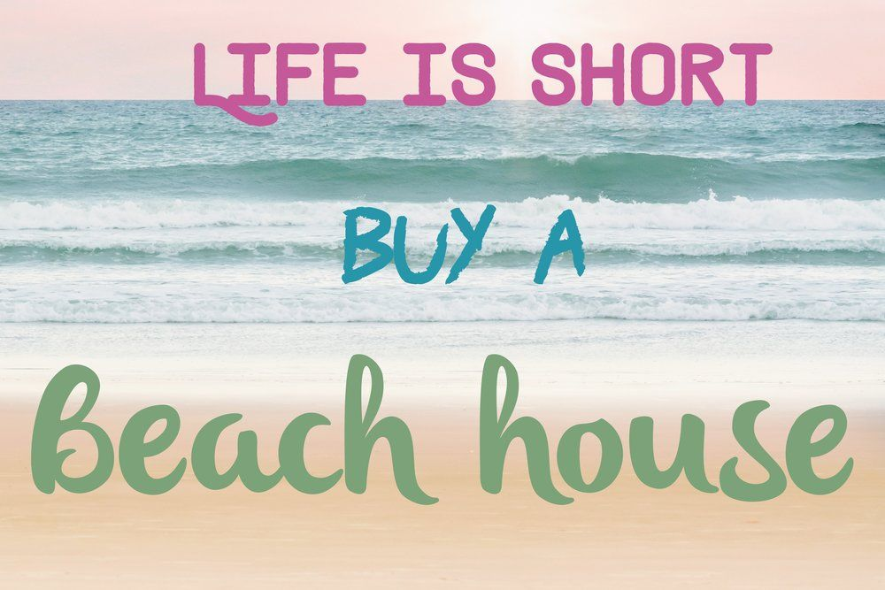 Exactly! Don't worry we will help you! #MyrtleBeach #MyrtleBeachLife #MyrtleBeachHomes