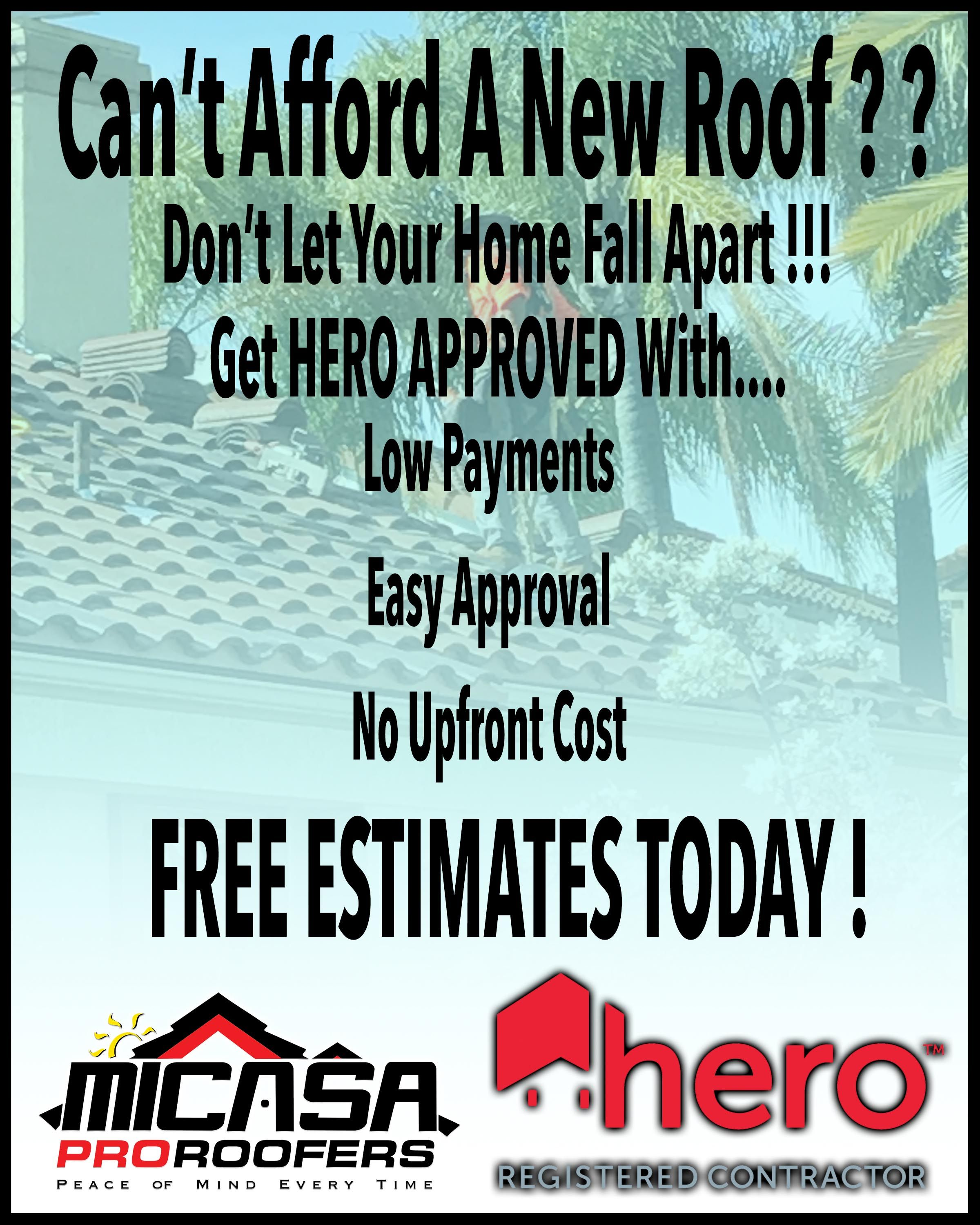 Pin by Micasa Roofing on Micasa Pro Roofers Upland Ads